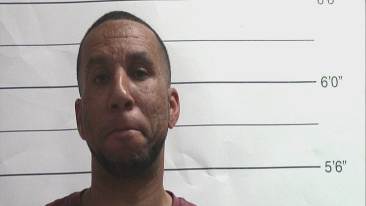 Cecil Spencer, 38, arrested Monday afternoon for organizing a second line parade Saturday...