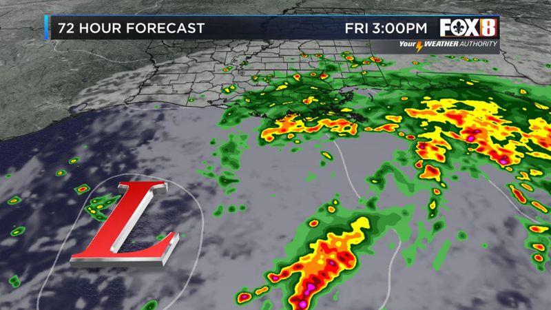 Heavy Rain likely