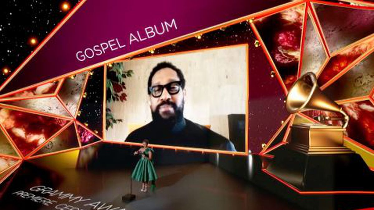 New Orleans singer and songwriter PJ Morton wins a Grammy for Best R&B Song in 2020