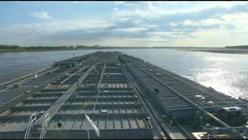 The Lower Mississippi River has been reopened to all vessel traffic in the wake of Hurricane...