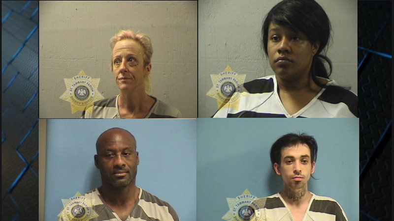 The St. Tammany Parish Sheriff's Office has arrested five individuals in connection with the...