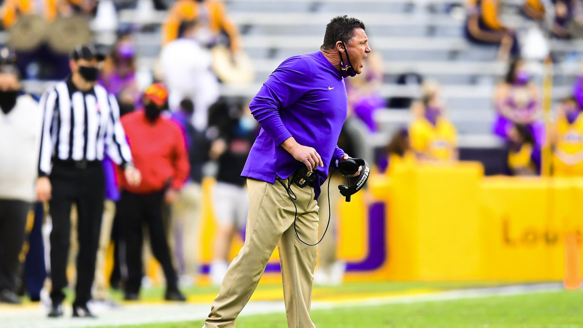 The LSU Tigers will try to quiet the critics with a win against McNeese State.