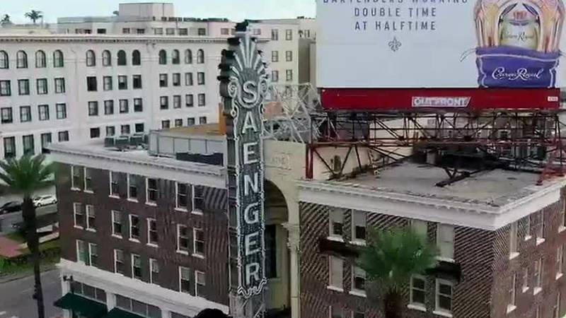 Saenger and Orpheum Reopening Plans