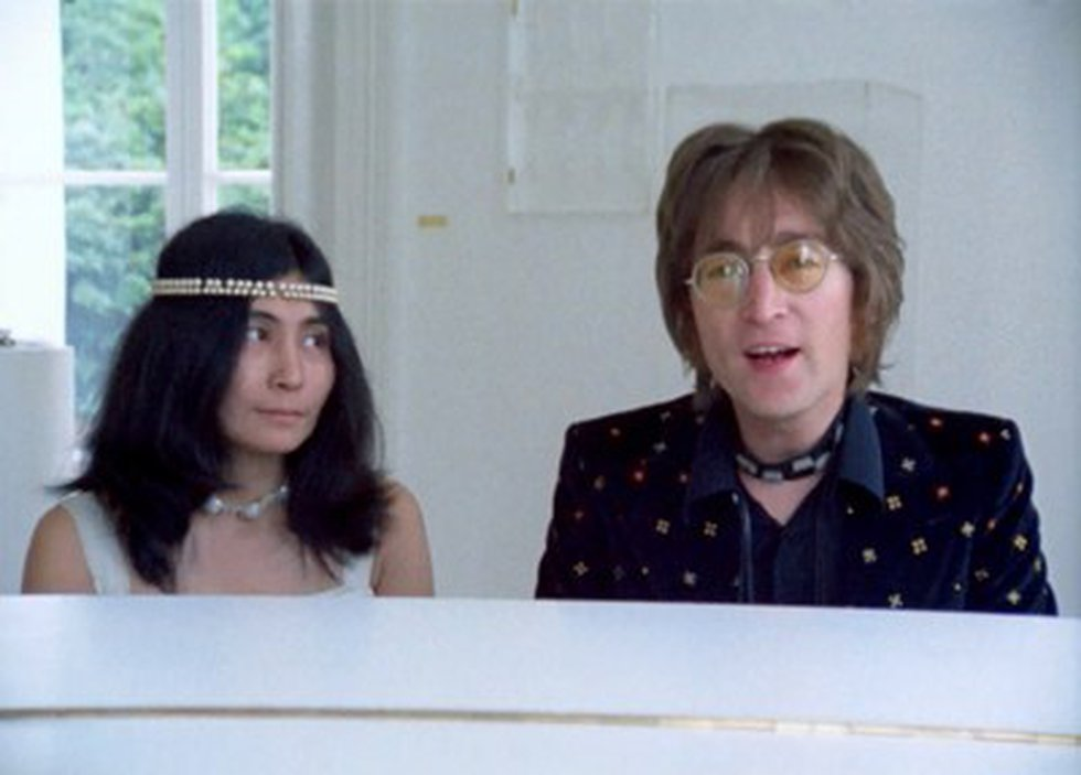 "As John & Yoko Ono Lennon's paean for peace, ""Imagine,"" continues to celebrate its 50th..."