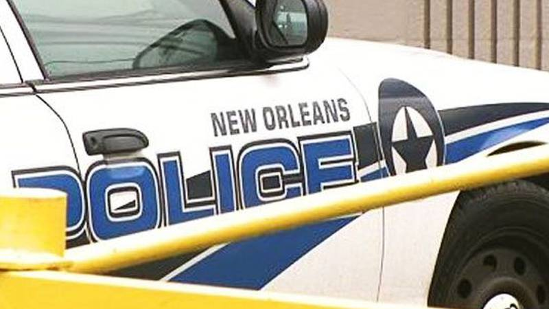 Officers responding to the scene near the intersection of North Tonti Street and St. Anthony...