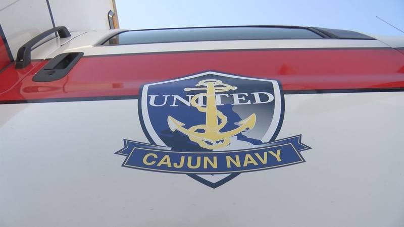 United Cajun Navy Mobile Response Unit
