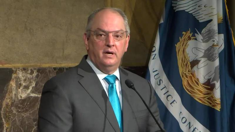 FULL VIDEO: Gov. Edwards holds final news conference of 2020 about Louisiana's COVID-19 response