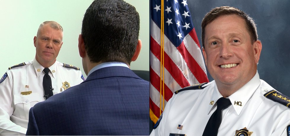 St. Tammany Parish Sheriff Randy Smith (right) was scheduled to discuss the issues uncovered by...