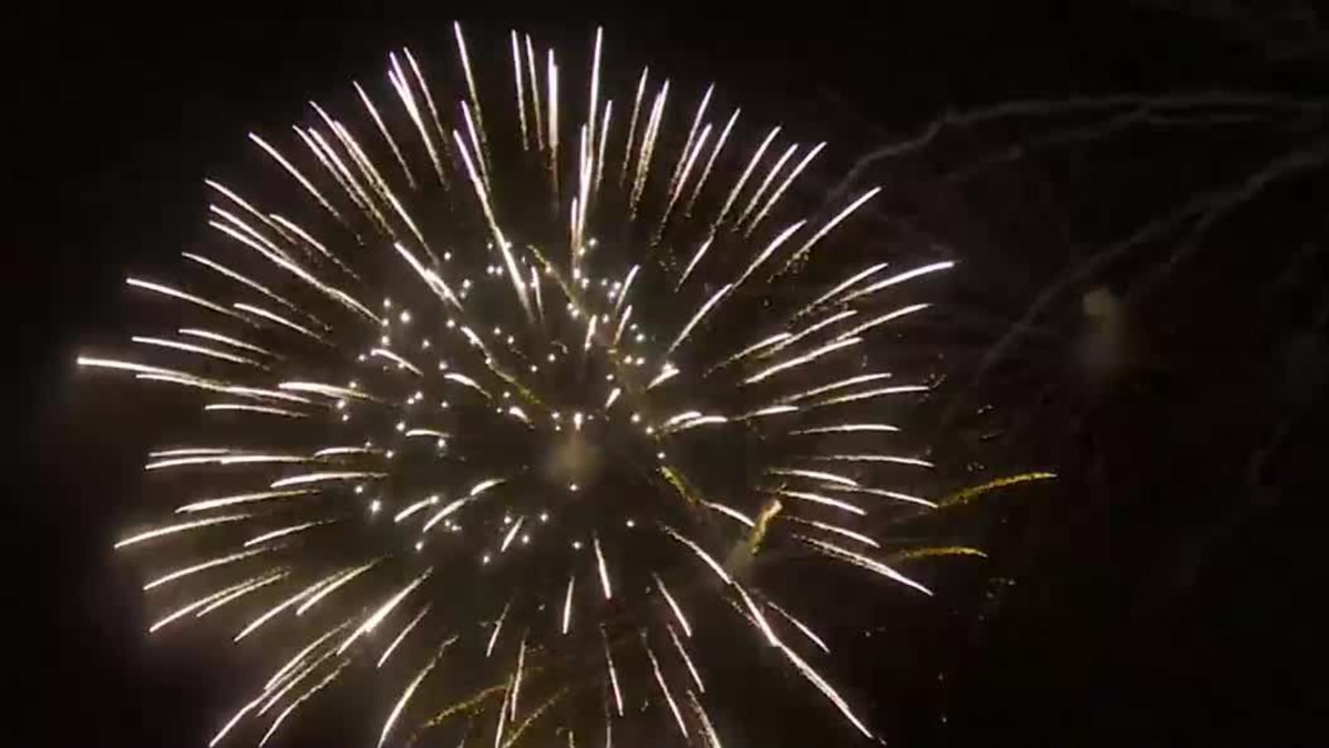 People are ready to light up the sky this weekend with fireworks. Due to inclement weather,...