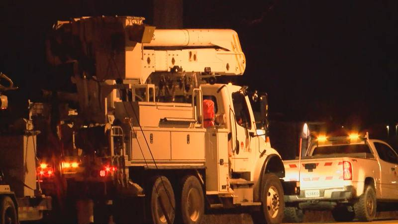 Entergy officials said Sunday (Sept. 4) that power has been restored to approximately 39...