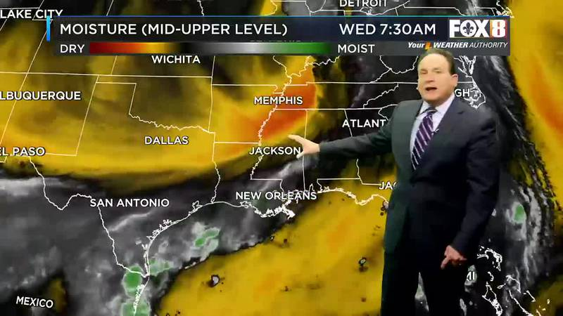 Afternoon weather update for Wednesday, Sept. 22