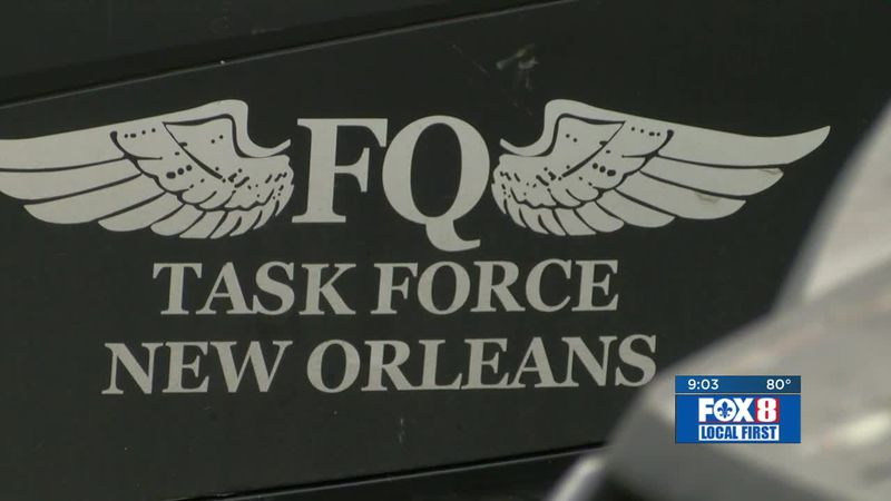 Supplemental police patrols in the French Quarter funded by the sales tax that passed last...