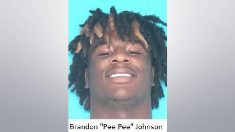 "19-year-old Brandon ""Pee Pee"" Jackson"