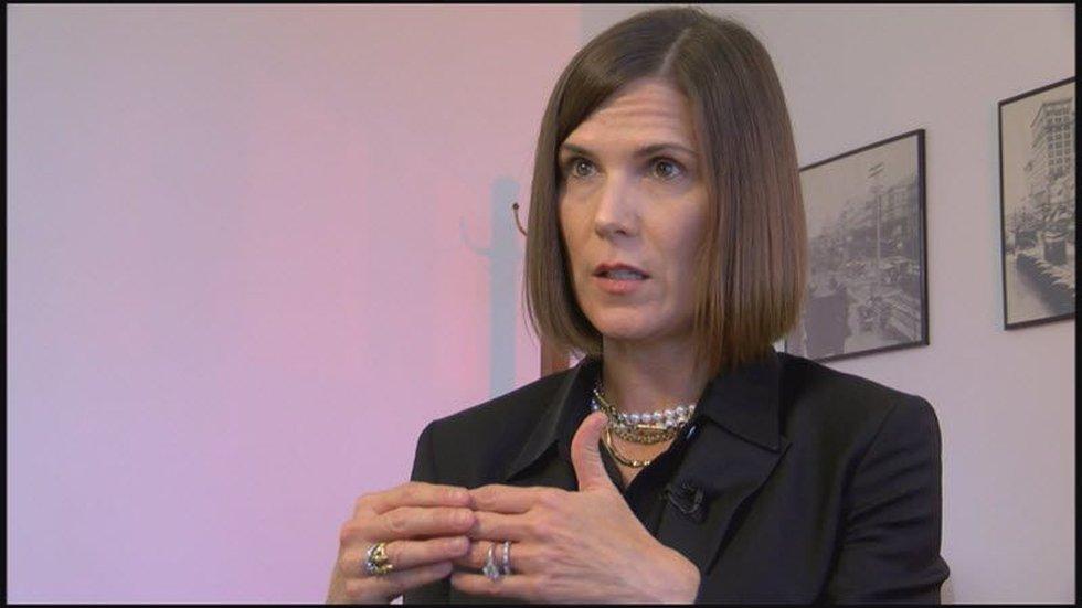 Amy Glovinsky of the Bureau of Governmental Research