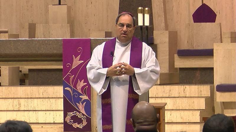 Bishop Michael Duca