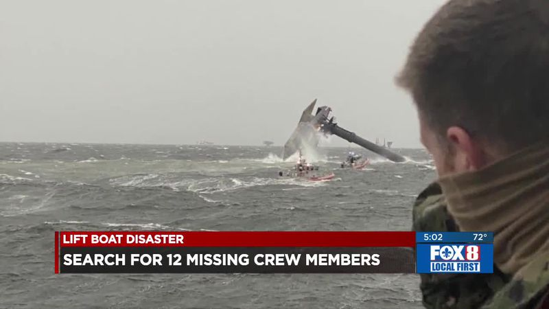 Victim Identified: Lift boast disaster latest at 5 p.m.
