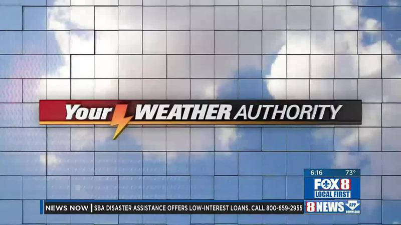 Morning weather update for Thurs., Oct. 21 at 6 a.m.