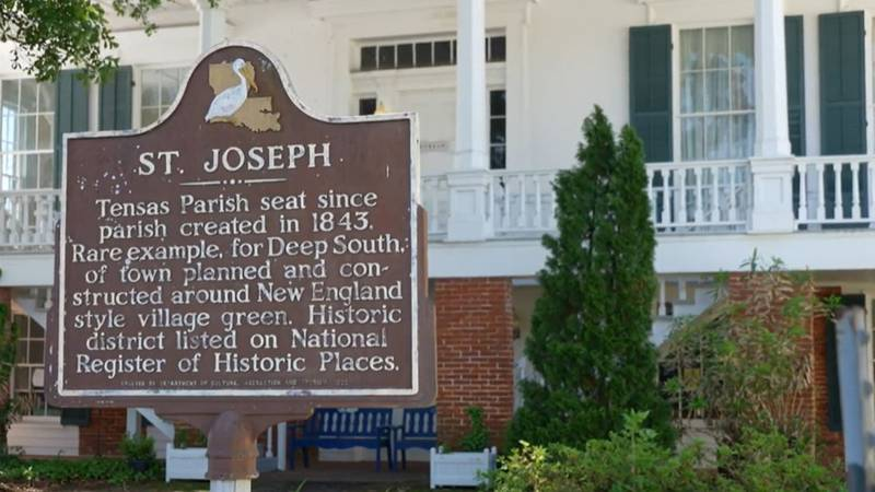 The Town of St. Joseph had fallen on hard times. Located in the state's smallest parish, and...