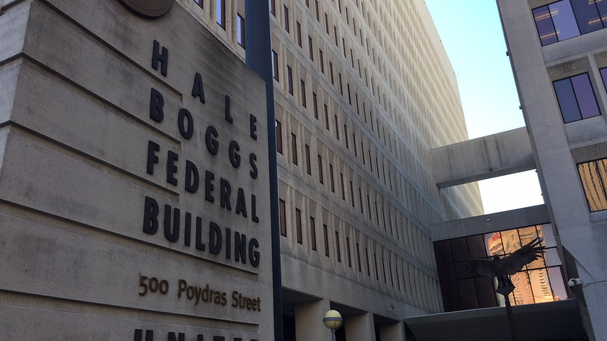 Federal authorities in New Orleans indicted seven people Monday (Sept. 13) for an alleged...