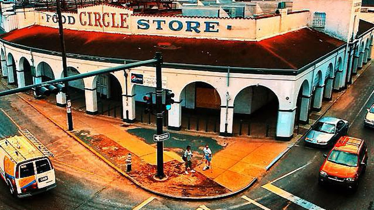 Circle Food Store opened in 1938. It was shuttered for years after Hurricane Katrina, and...
