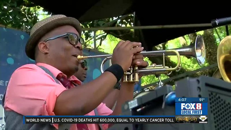 French Quarter Fest drops Sunday schedule due to public safety and police staffing
