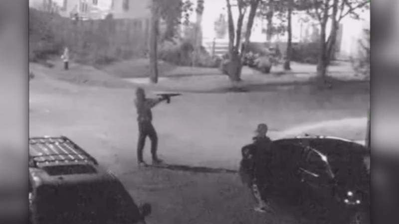 Armed Teens Uptown