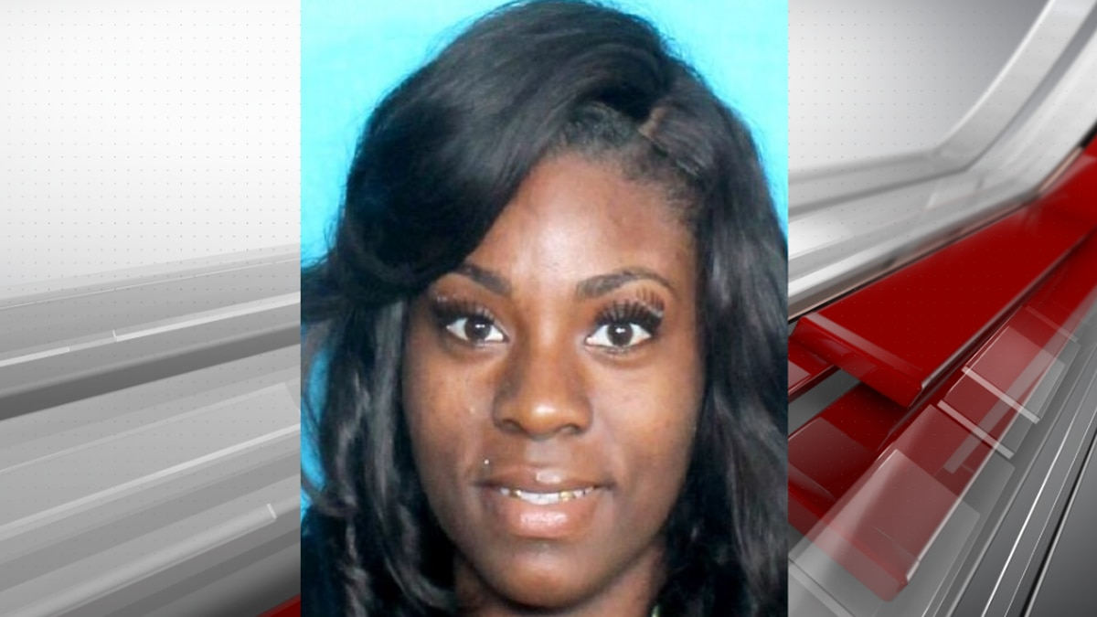"""Christie """"BeBe"""" McKnight, 30, is wanted by TPSO detectives on an outstanding warrant for..."""
