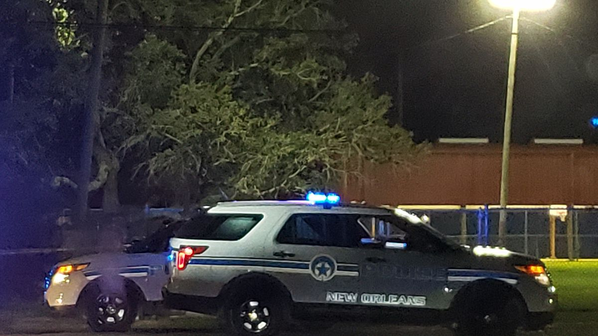 Triple shooting reported near the intersection of Edinburgh and Hamilton streets in Hollygrove.