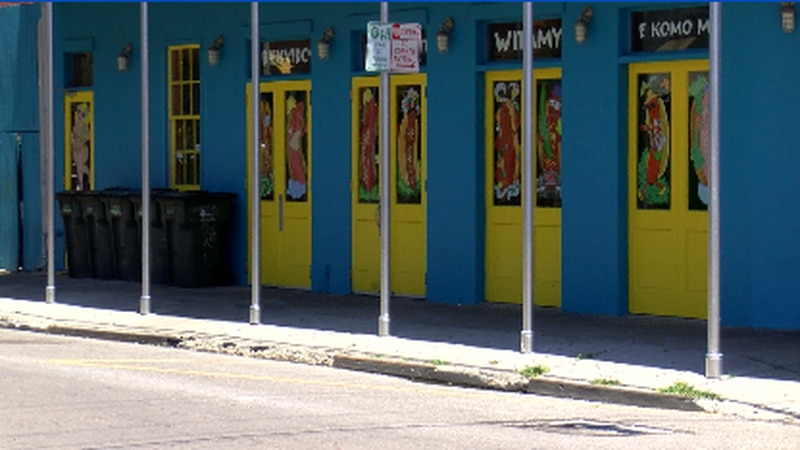 New Orleans waives permits for sidewalk cafes until Sept. 30.