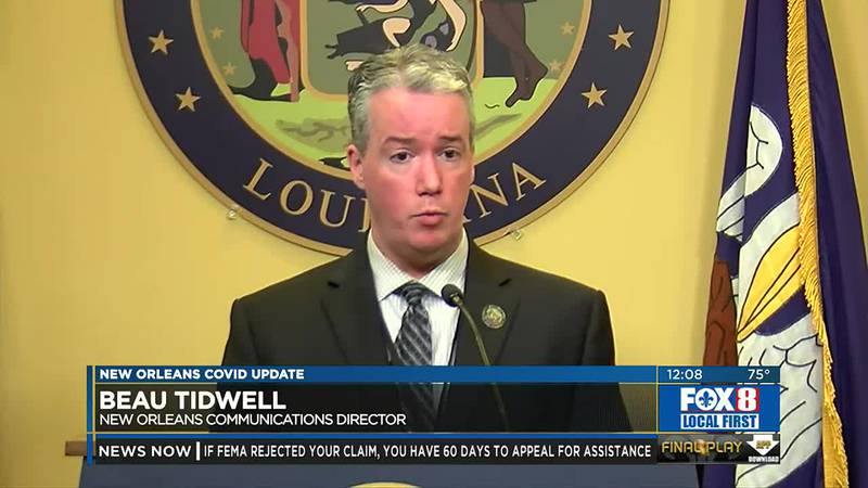No matter what, New Orleans not changing mask mandate yet