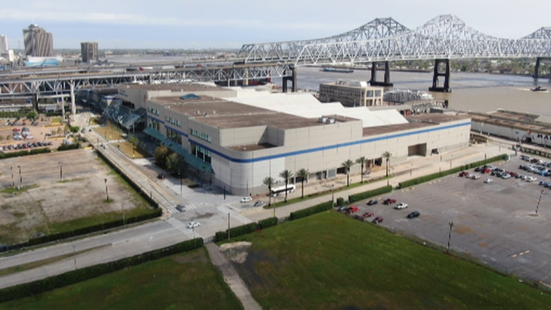 New Orleans Convention Center Board approves proposal to develop entertainment and residential...