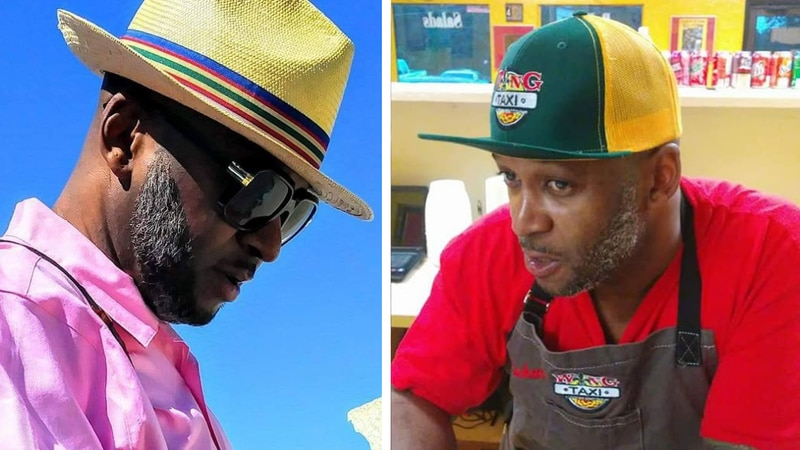 Richard Washington was gunned down in his backyard two days after opening Wing Taxi in the...