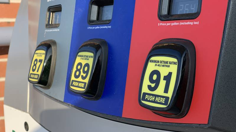 Gas prices in Kansas are getting closer to averaging $3 a gallon, as the cost for a gallon of...