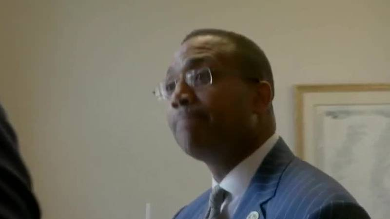 State Senator Wesley Bishop has been charged by federal authorities for making a false...