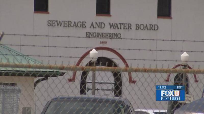 The New Orleans Sewerage and Water Board.