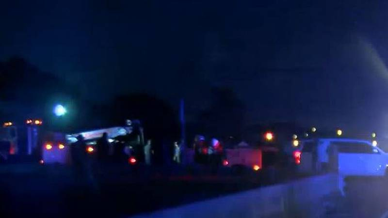 Two adults and one child were killed in a traffic crash Saturday, June 26 on Morriosn Road in...