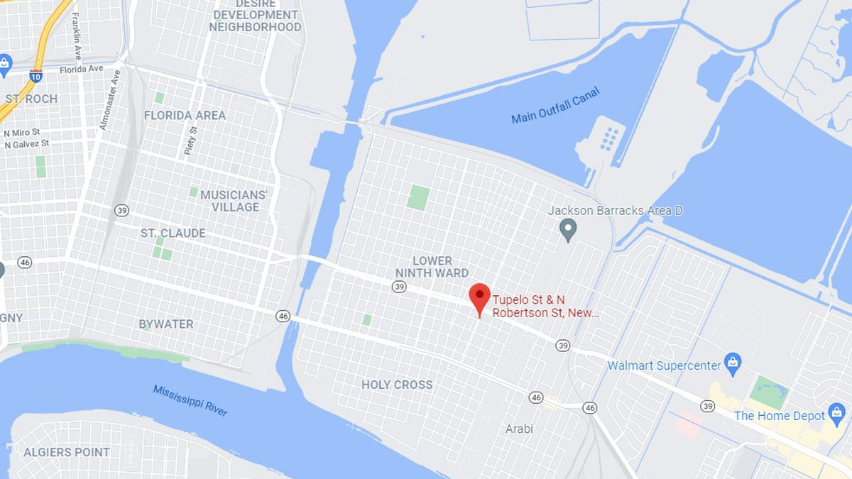 A man was found shot to death early Sunday (Oct. 3) near the intersection of North Robertson...