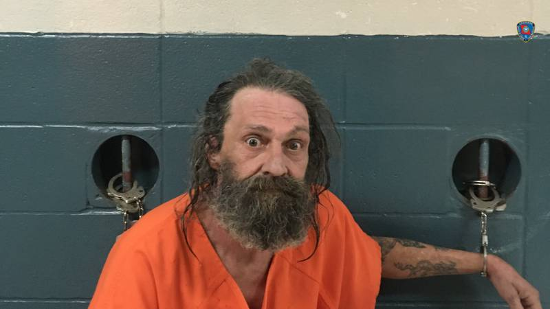 Ronald Griffith, 58, is charged with unlawful disposal of remains.