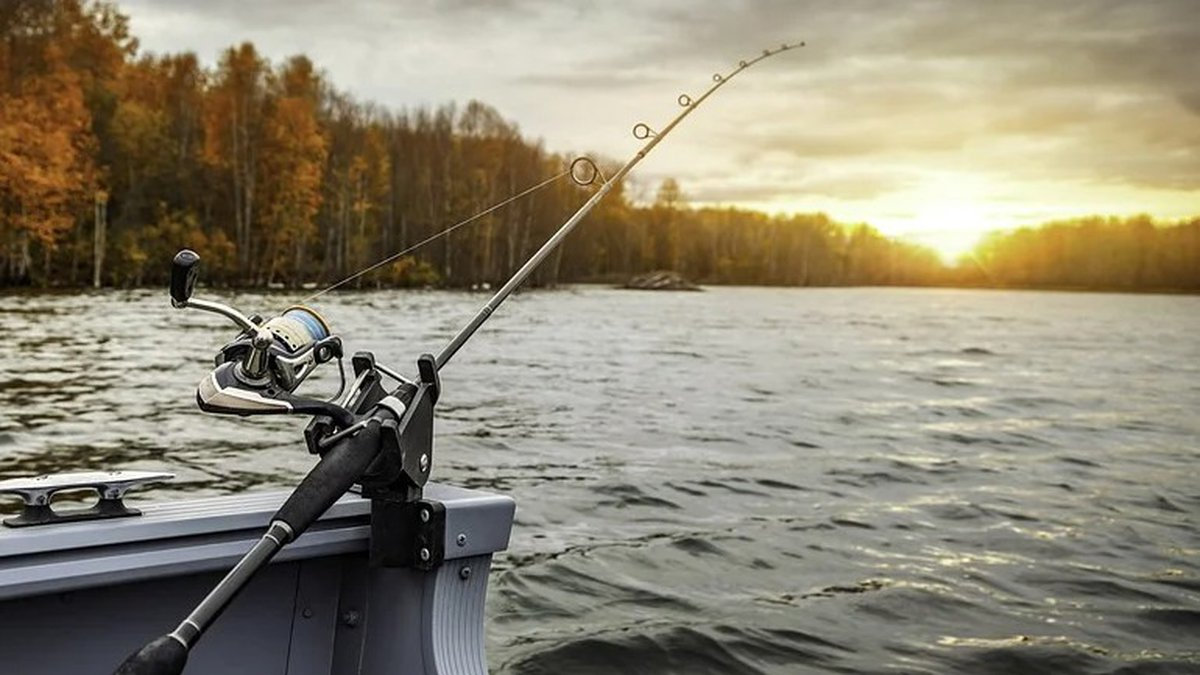 An 8-year-old caught his first bass, and his reaction is priceless.