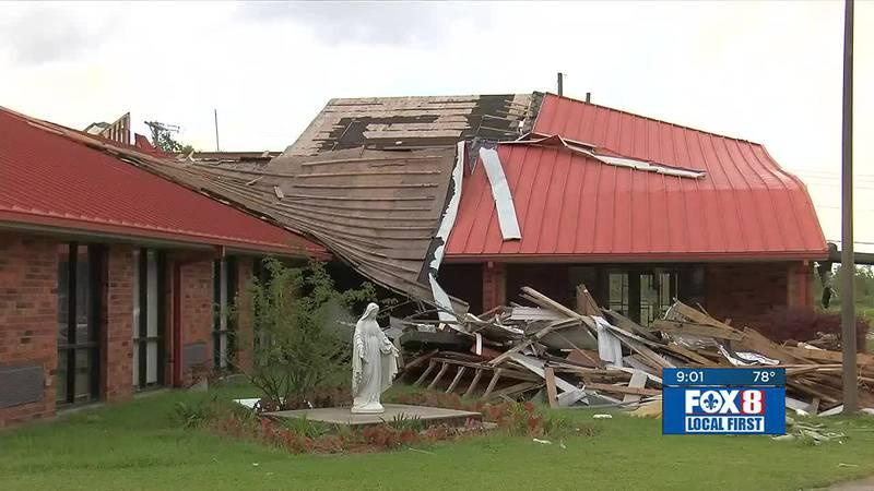 Terrebonne and Laforche housing concerns