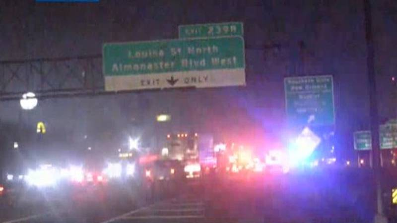 A man was killed early Monday (Oct. 25) on the eastbound Interstate-10 high rise in New Orleans...