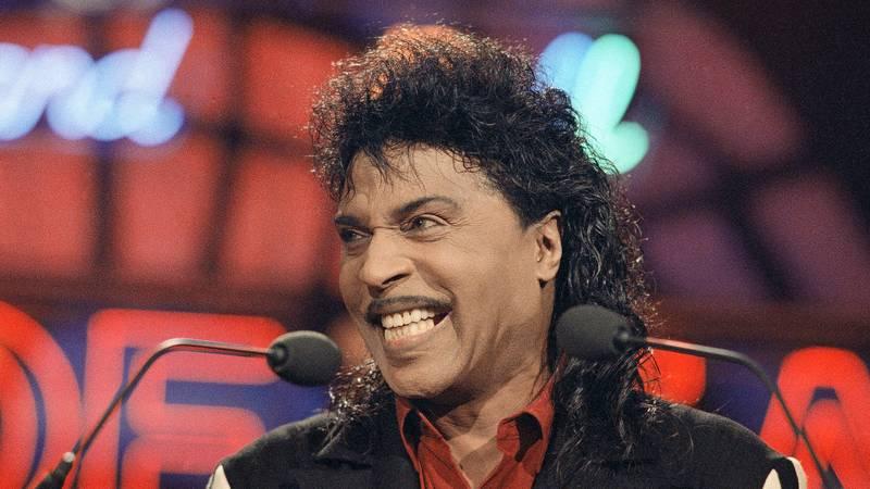Musician Little Richard is shown, Jan., 1992.