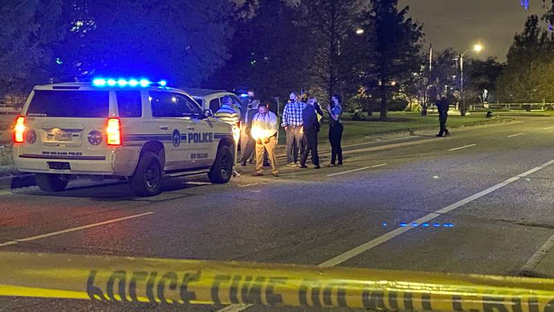 Two people were injured and one person was killed in what appears to be a shooting involving a...
