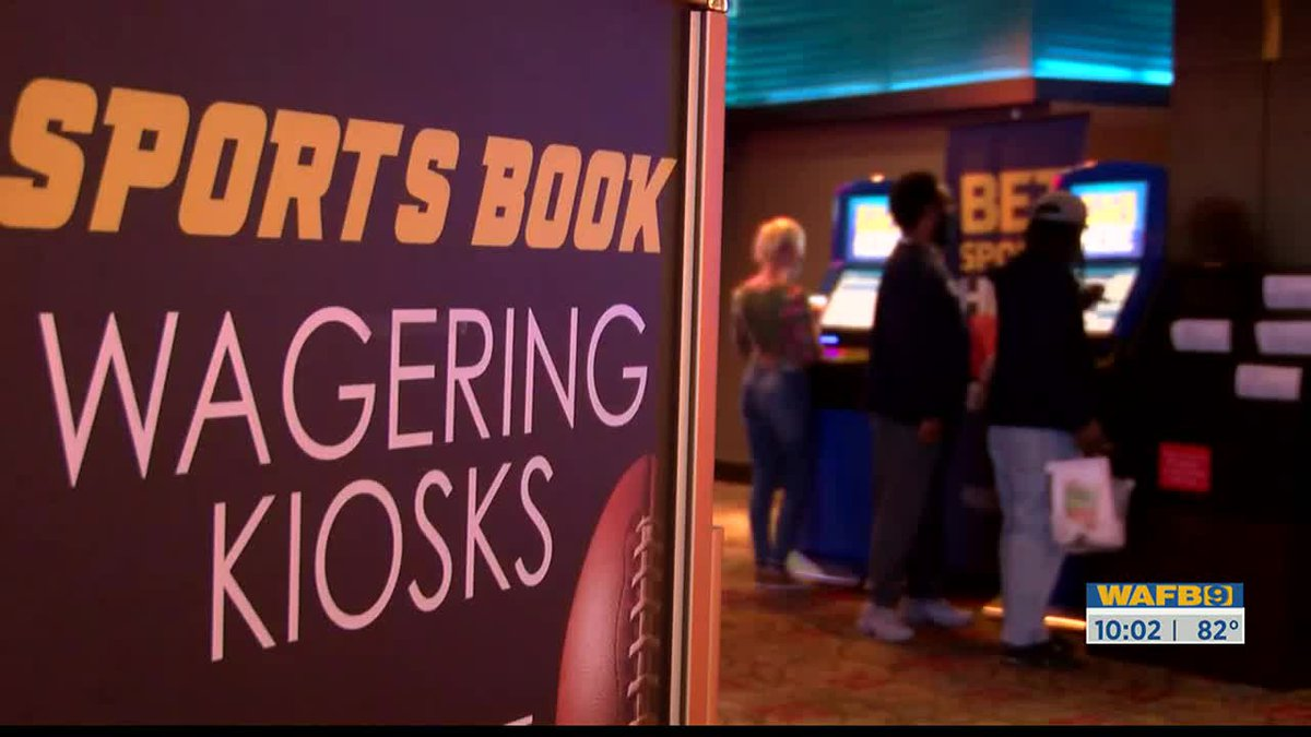 Sports betting in Louisiana to begin as early as next month