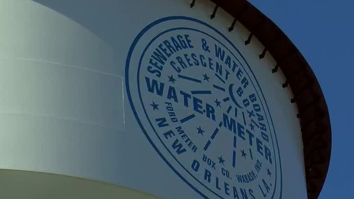 The Sewerage and Water Board warns that residents may experience low water pressure as crews...