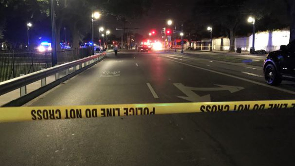 Six people were shot Friday night at the intersection of Canal Blvd. and City Park Avenue,...