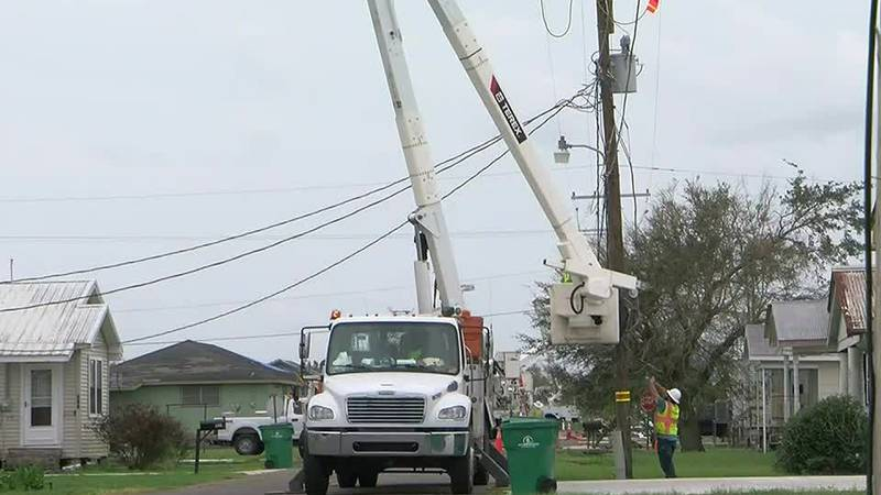 Terrebonne and Lafourche recovery update