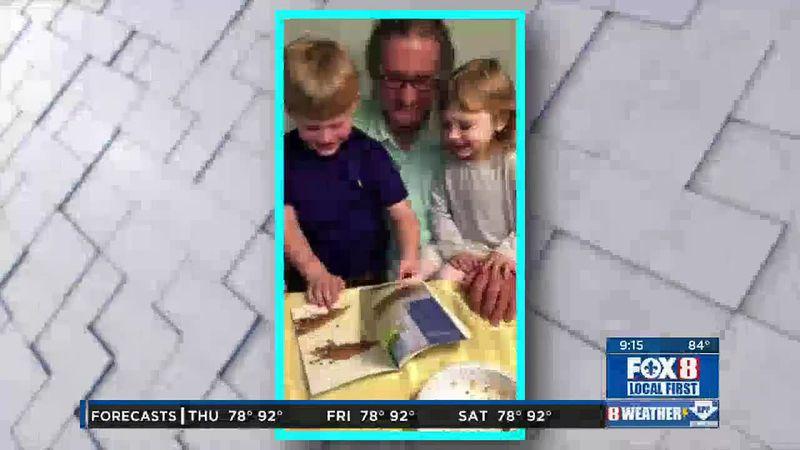 Spark Box family reading program