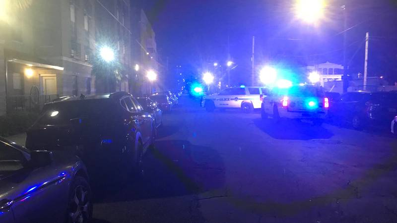 Officers responded to a call of a shooting at the intersection of St. Charles Avenue and...
