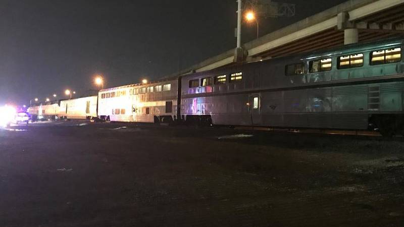 One person was killed after an Amtrak train collided with a vehicle Aug. 2 near Interstate 10...